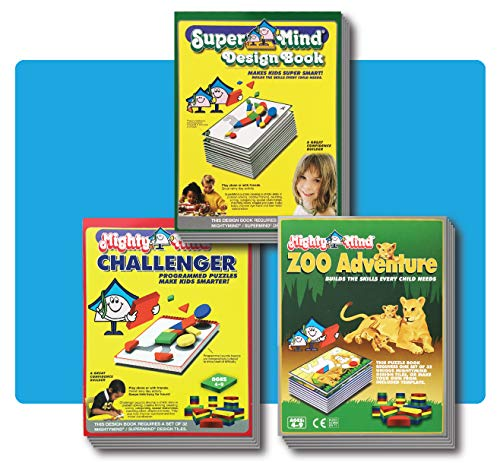 MIGHTY MIND 3-Pack -C - Expansion Puzzles