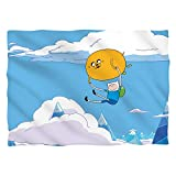 Finn Balloon -- Adventure Time -- Pillow Case (Front/Back Print)