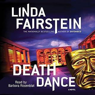 Death Dance audiobook cover art