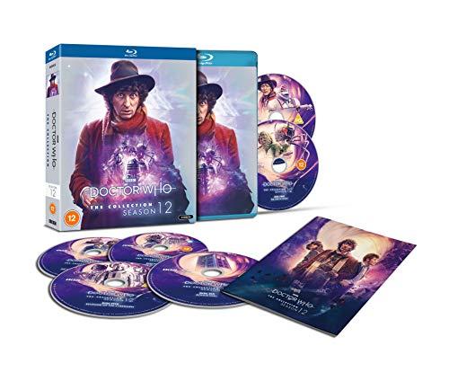 Doctor Who - The Collection - Season 12 [Blu-ray] [2021]