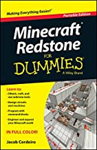 Minecraft Redstone For Dummies (For Dummies Portable Editions)