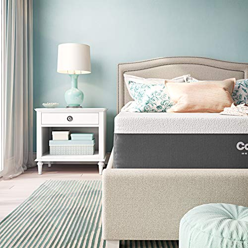 Classic Brands Cool Ventilated Gel Memory Foam 12-Inch Mattress - King