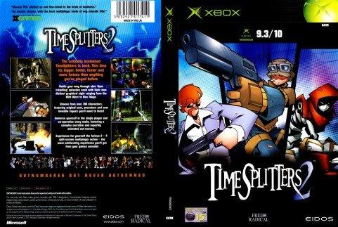 Timesplitters 2 XBOX