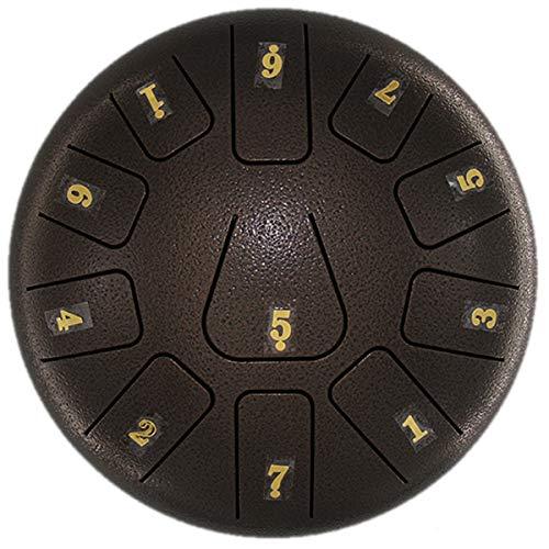 11 Tonos 8 Pulgadas-Instrumento De Percusión, Lengua De Ace