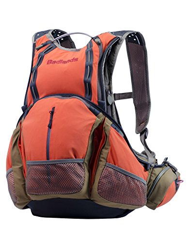 Badlands Upland Hunting Vest with Game Bag – Hydration Compatible – For Bird Hunting