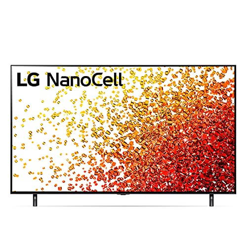 "LG 75NANO90UPA Alexa Built-In NanoCell 90 Series 75"" 4K Smart UHD NanoCell TV (2021)"