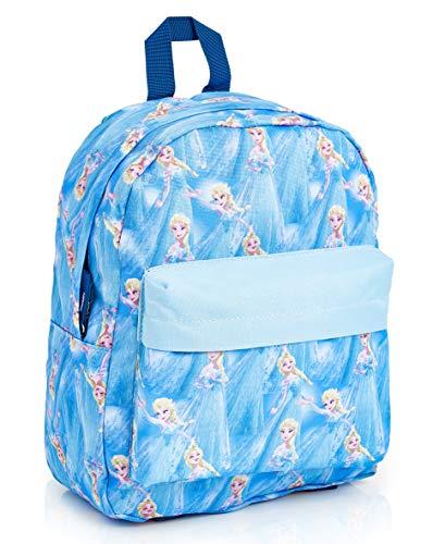 Disney Frozen 2 Mochilas Escolares Juveniles, Material Escolar de Las Princesas Disney Elsa Frozen, Mochila Niña para Colegio o Viaje, Regalos Originales para Niñas Edad 3+