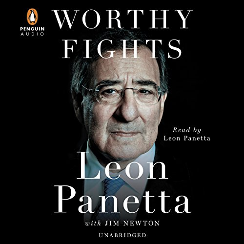 Worthy Fights audiobook cover art