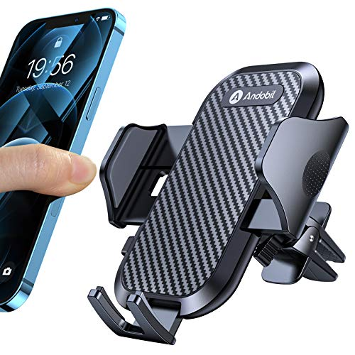 auto air vent cell phone holder - 7