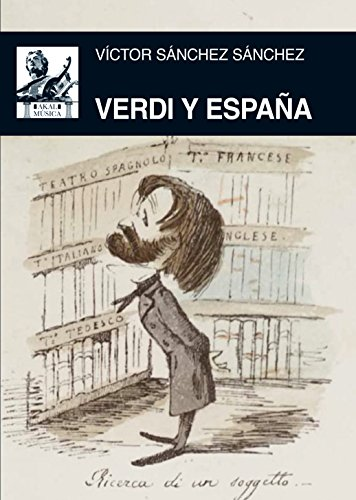 VERDI Y ESPAÑA (Música nº 48) eBook: SANCHEZ SANCHEZ, VICTOR ...