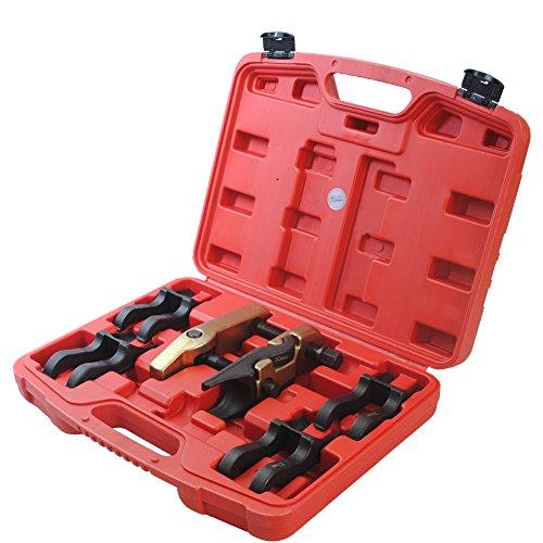 CCLIFE 5 tlg Kugelgelenk Ausdrücker Traggelenk Abzieher Montage Werkzeug Set