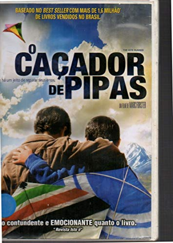 Dvd - O Caçador de Pipas