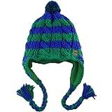 Zanier Moldova Junior Gorro 71032–74–Gorro para Niños, color Verde, talla M Junior / 51-54 cm