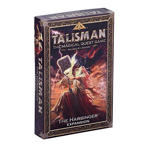 Games Workshop GAW89007 Nein Talisman: The Harbinger Expansion, Spiel