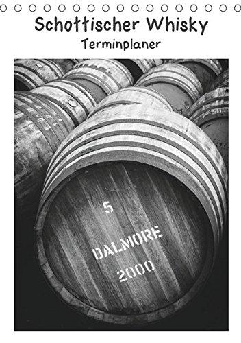 Schottischer Whisky - Terminplaner / CH-Version (Tischkalender 2019 DIN A5 hoch): ein Streifzug durch schottische Whisky-Destillerien (Planer, 14 Seiten )