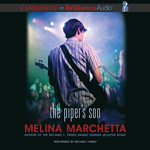 The Piper's Son audiobook cover art
