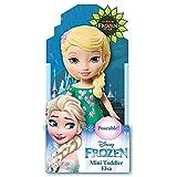 Jakks Pacific Muñeca Disney Frozen Elsa, Multicolor, 7,5 cm (95254)...