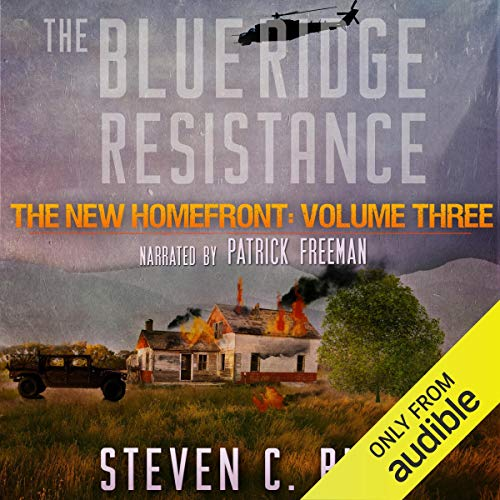 Couverture de The Blue Ridge Resistance