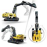 Zoom IMG-2 lego technic escavatore pesante trattore