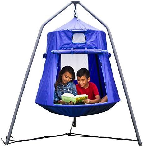 Sportspower BluPod Extra Large Hanging Tent Blue product image