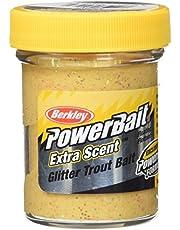 BERKLEY Glitter Trout Bait - Atrayente de Pesca Unisex Adulto