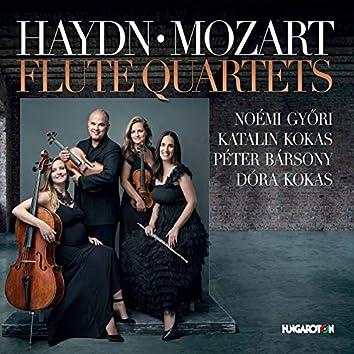 Haydn & Mozart: Flute Quartets