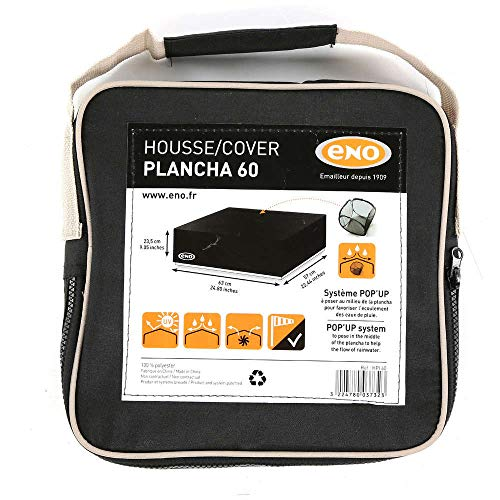 Eno - hpi60 - Housse de Protection pour plancha pop'up 60