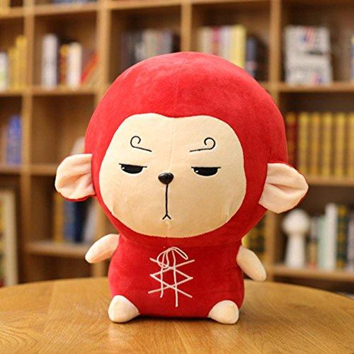 Niome Cute Hwayugi Odyssey Monkey Plush Soft Toys Hold Pillow Gift 50cm