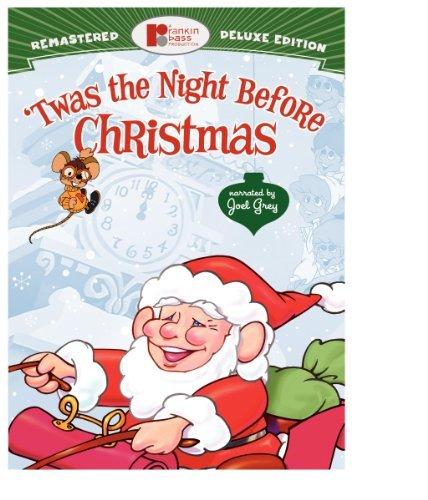 Twas the Night Before Christmas [DVD] [Region 1] [US Import] [NTSC]