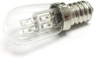 G7 Power Beatty LED 0.36 Watt (3W) 8 Lumen S6 Night Light Bulb, 2900K Soft White Light, E12 Base
