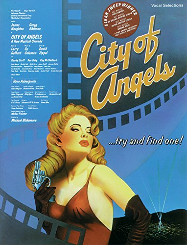 Vocal Selections from City of Angels (Essential Shows Film TV Folios)