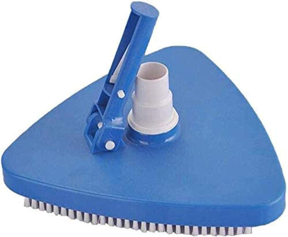 Finally popular brand Swimming Pool NEW Vacuum Brush Suction Triangle Head Swimm
