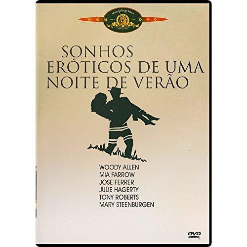 DVD Sonhos Eróticos de uma Noite de Verão