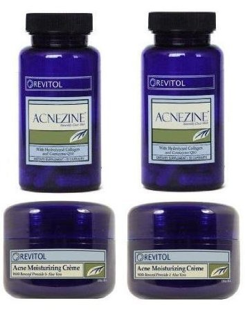 Revitol Acnezine Acne Kit 2 Month Supply Buy Online In Jamaica