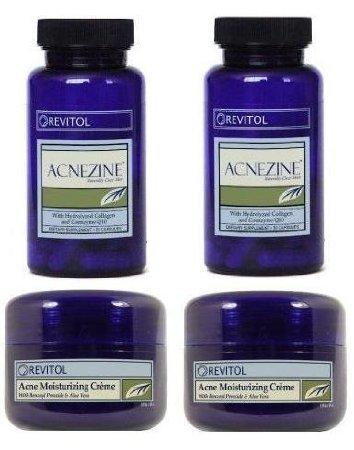 Revitol Acnezine Acne Kit 2 Month Supply Buy Online In Jamaica