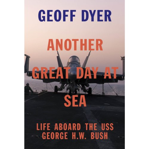 Another Great Day at Sea audiobook cover art