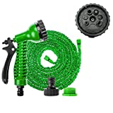<span class='highlight'>dicn</span> <span class='highlight'>electronic</span> Stretchable Hose Pipe 75FT with Sprayer Gun 7-Function Nozzle 3 Times Expandable Garden Hosepipe Easy Storage Compact Light Weight Magic Water Pipe for 1/2
