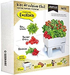 Amazon.es: 2 estrellas y más - Kits de cultivo en casa / Plantas ...