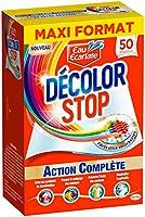 Décolor Stop Action Complète 50 Lingettes Anti-Décoloration