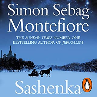 Sashenka                   By:                                                                                                                                 Simon Sebag Montefiore                               Narrated by:                                                                                                                                 Tuppence Middleton                      Length: 19 hrs and 36 mins     53 ratings     Overall 4.4