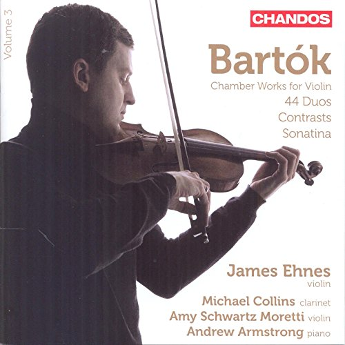 Bartok: Werke für Violine,Vol.3