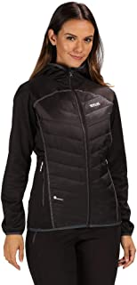 Regatta Women's Andreson Iv Lightweight Insulated and Water Repellent Hybrid Down Jacket