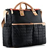 Diaper Bag- by Maman - with Matching Changing Pad - Stylish Designer...
