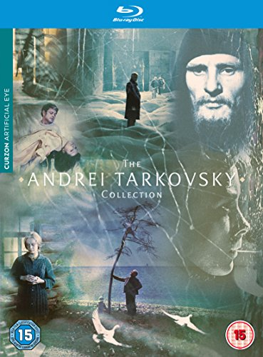 Sculpting Time - The Andrei Tarkovsky Collection [Blu-ray] [UK Import]