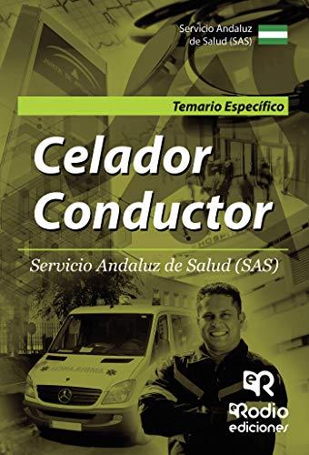 Celador Conductor. Servicio Andaluz de Salud (SAS). Temario