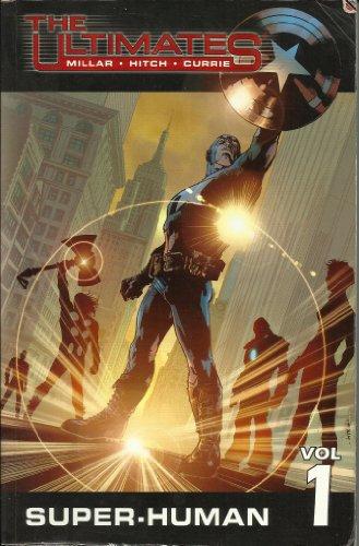 Ultimates Volume 1: Super-Human TPB