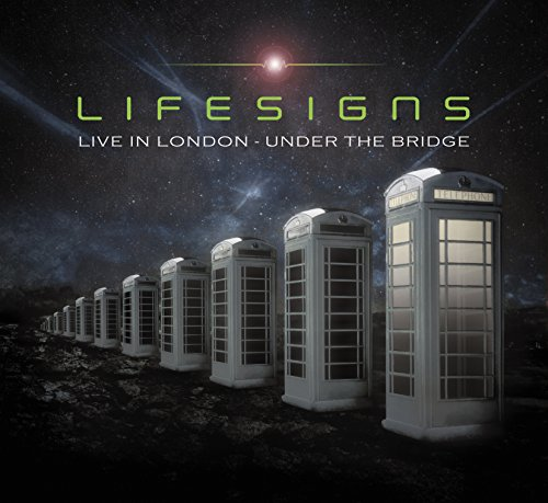 Lifesigns 'Live in London - Under The Bridge' [DVD] [2016] [NTSC] [UK Import]