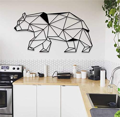 decoración en metal para paredes de cualquier estancia, salon, comedor habitación, dormitorios cocinas, restaurantes,