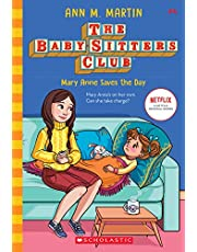 Mary Anne Saves the Day (the Baby-Sitters Club, 4), Volume 4