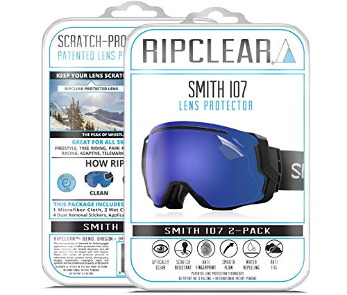 RIPCLEAR Lens Protector for Smith I…